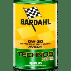 BARDAHL TECHNOS XFS AV504 0W-30