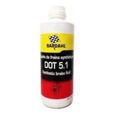 BARDAHL Спирачна течност DOT 5.1