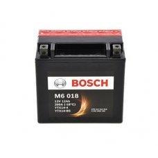 BOSCH M6 AGM 12AH 200A 12V L+