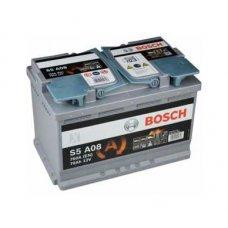 BOSCH S5 AGM 70AH 760A R+