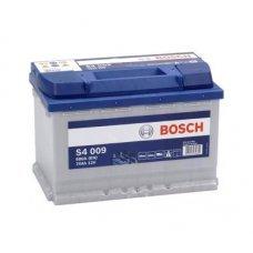 BOSCH SILVER S4 74AH 680A L+