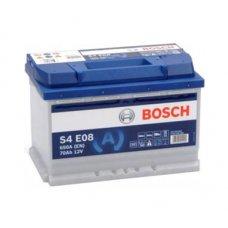BOSCH SILVER S4 EFB 70AH 650A R+
