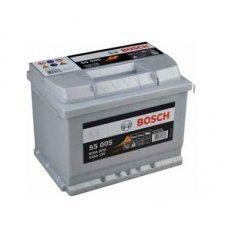 BOSCH SILVER S5 63AH 610A R+