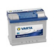 VARTA BLUE DYNAMIC 60AH 540A R+