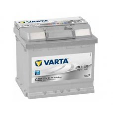 VARTA SILVER DYNAMIC 54AH 530A R+