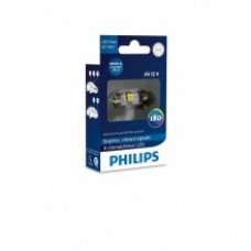 Philips Festoon 10.5x43 LED 6000K