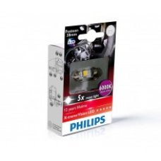 Philips Festoon X-tremeVision  10.5x38 LED 6000K