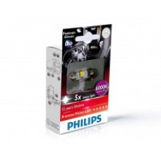 Philips Festoon X-tremeVision 10.5x43 LED 6000K