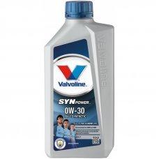 VALVOLINE SYNPOWER LL-12 FE 0W-30