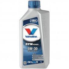 VALVOLINE SYNPOWER MST C3 5W-30