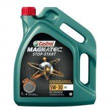 CASTROL MAGNATEC STOP-START 5W30 A5 - 5 Литра +74,90 лв.