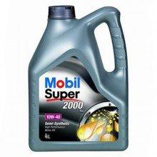 MOBIL SUPER 2000 X1 10W40 - 4 Литра +33,90 лв.