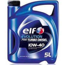 ELF EVOLUTION 700 Turbo Diesel 10W40 - 5 Литра +30,20 лв.