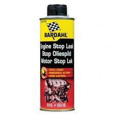 BARDAHL Спиране на течове на масло от двигатели