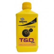 BARDAHL T&D OIL 85W-140
