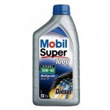 MOBIL SUPER 1000 X1 DIESEL 15W-40