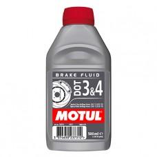 MOTUL Спирачна течност DOT 3 & 4
