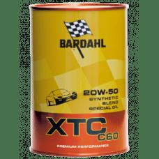 BARDAHL XTC C60 20W-50