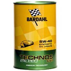 BARDAHL TECHNOS exceed C60 5W-40