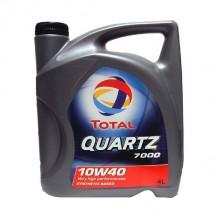 TOTAL QUARTZ 7000 10W40 - 4 Литра +24,90 лв.
