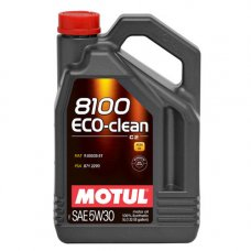 MOTUL 8100 ECO-CLEAN 5W-30