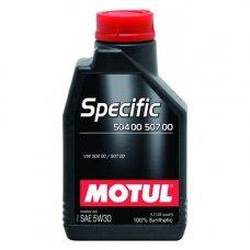 MOTUL SPECIFIC 504 00 / 507 00 5W-30