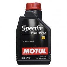 MOTUL SPECIFIC 505 01 / 502 00 5W-40