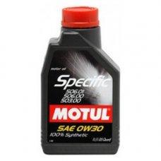 MOTUL SPECIFIC 506 01 / 506 00 / 503. 00 0W-30