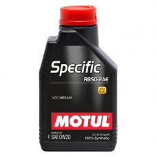 MOTUL SPECIFIC RBS0-2AE 0W-20