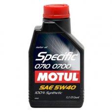 MOTUL SPECIFIC 0710 0700 5W-40