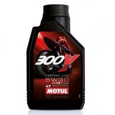 MOTUL 300V 4T FACTORY LINE 5W-30