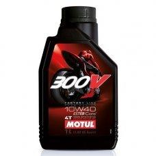 MOTUL 300V 4T FACTORY LINE 10W-40