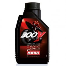 MOTUL 300V FACTORY LINE ROAD RACING 5W-40